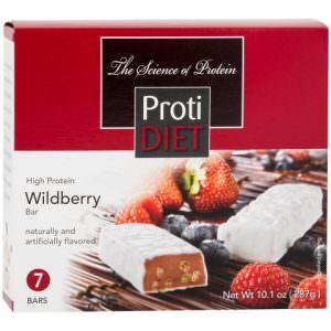 Wildberry bar (yogurt coating)
